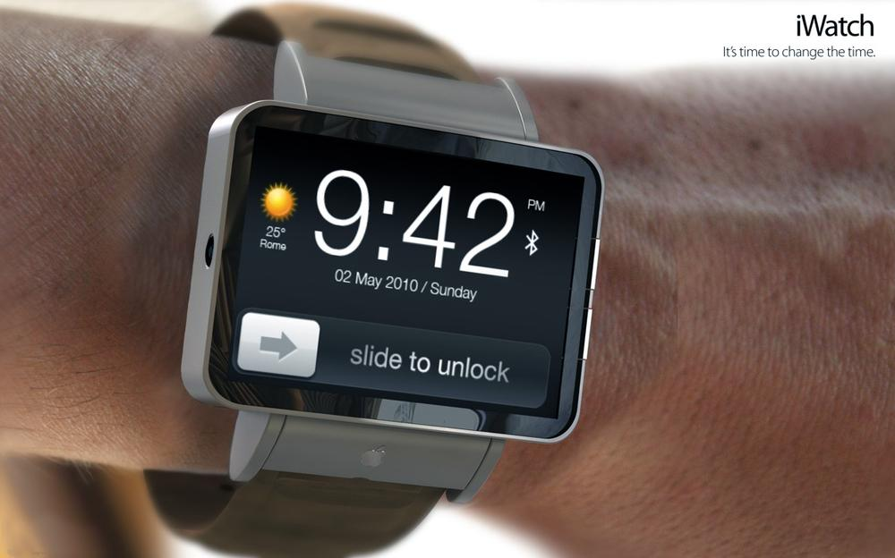Apple Can't Keep the iWatch a Secret Anymore