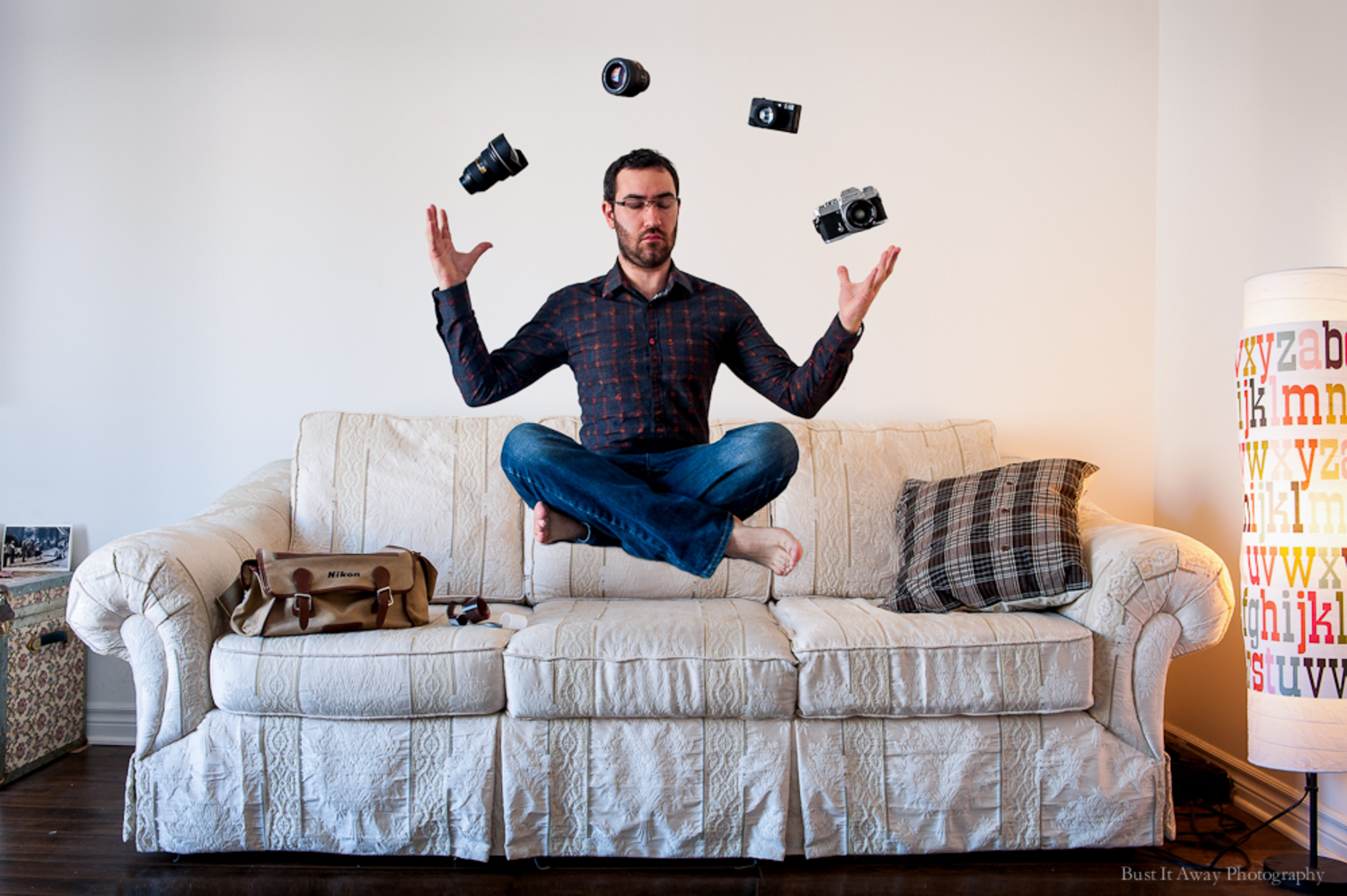 Weirdest New Gadget: A Levitating Speaker
