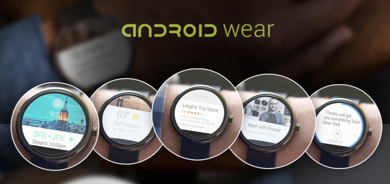 Android Wear Is Coming To Your iPhone