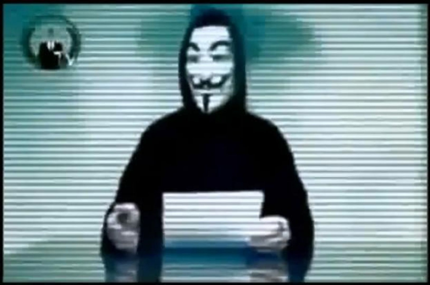 Tech Takes Charge: Anonymous Sends Video Warning to ISIS