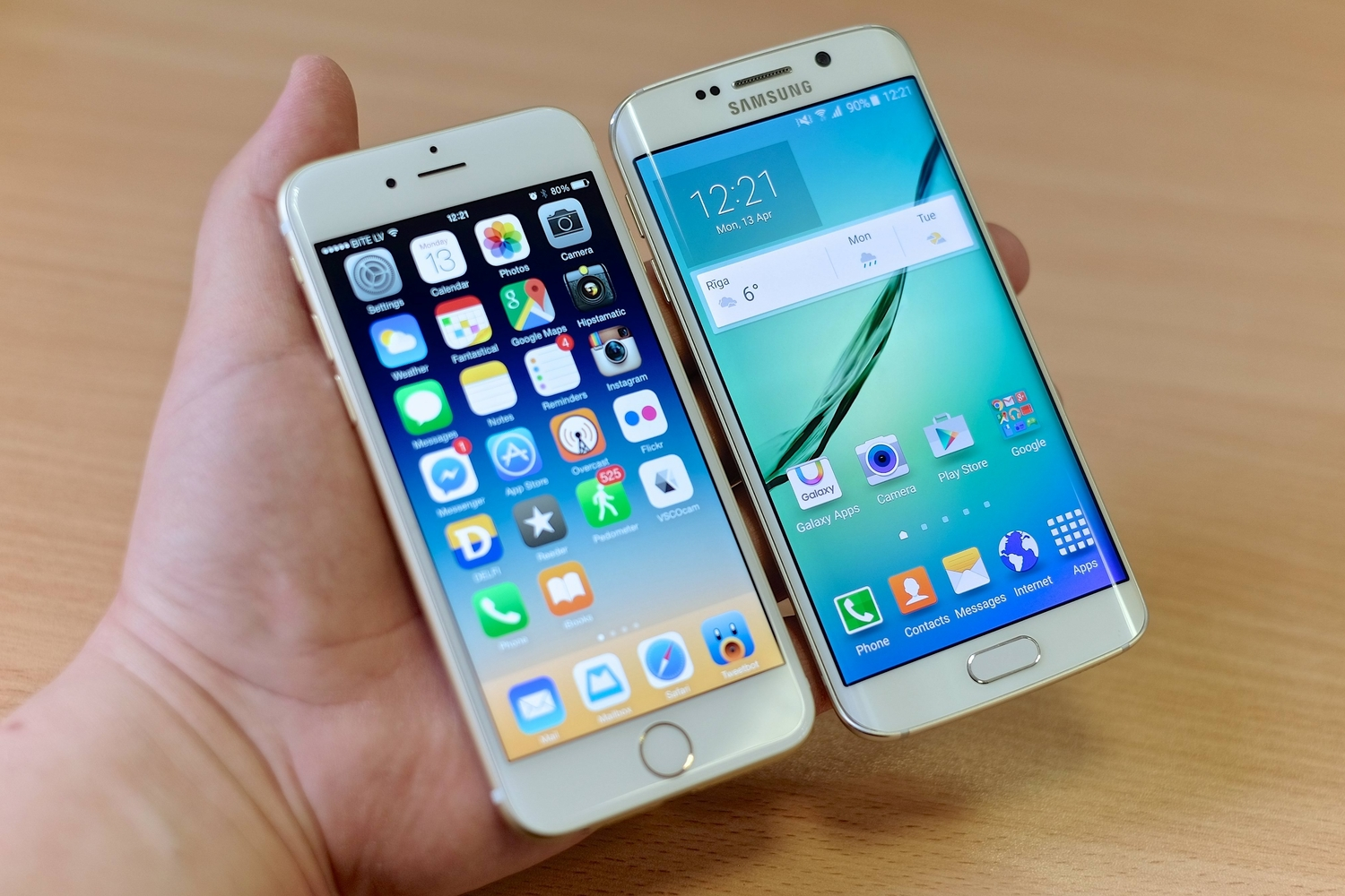 S6 Edge Plus VS iPhone 6 Plus: 7 Aspects To Consider