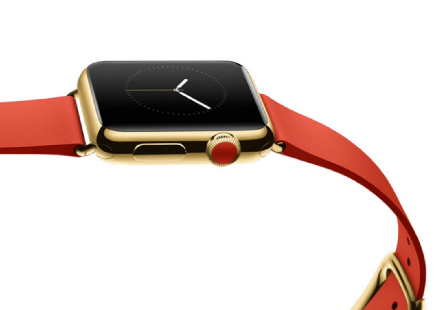 "Apple Uses ""As Little Gold As Possible"" For Its New 10,000 ""Gold"" Watch"