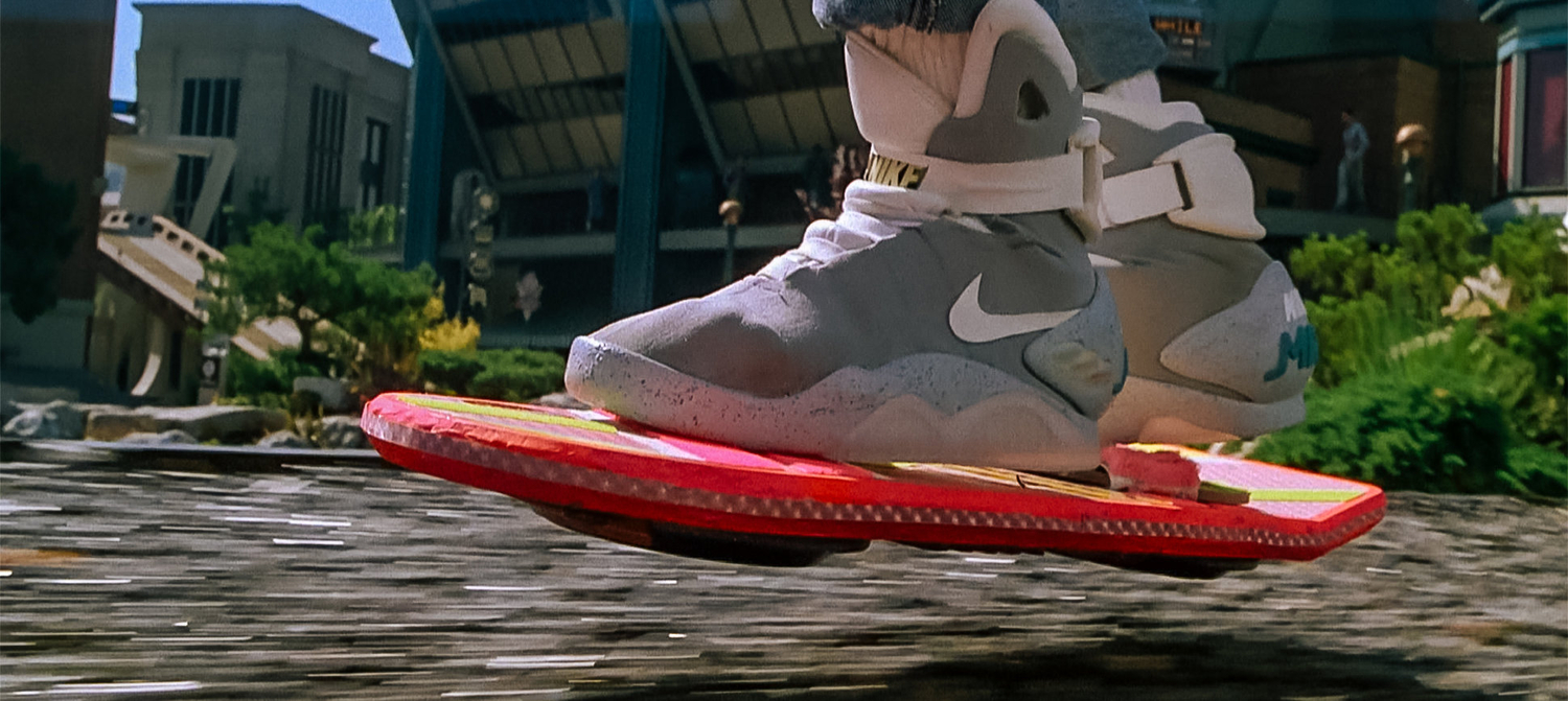 Back To The Future Tech That Exists In 2015