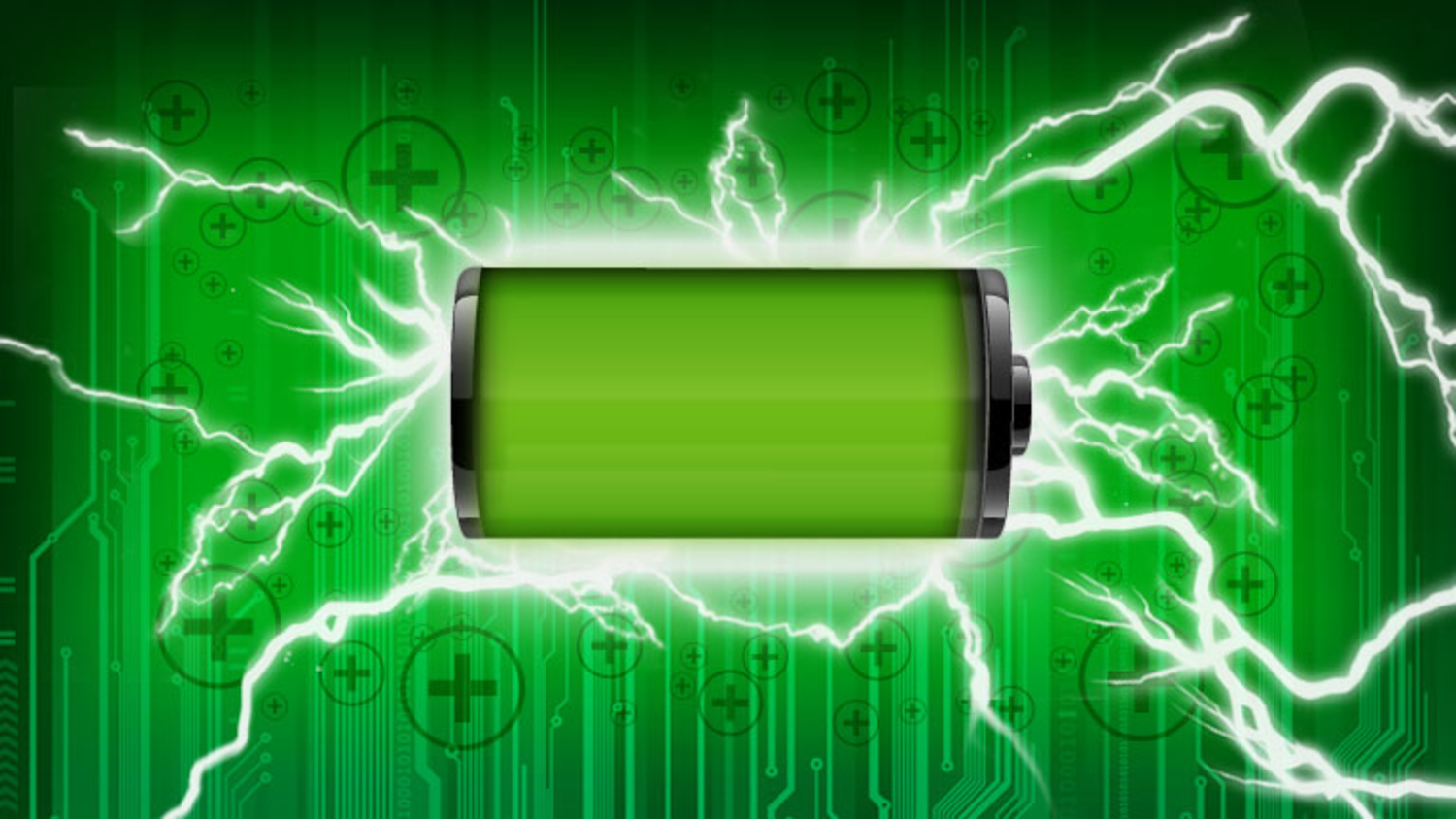 Long Live The Battery