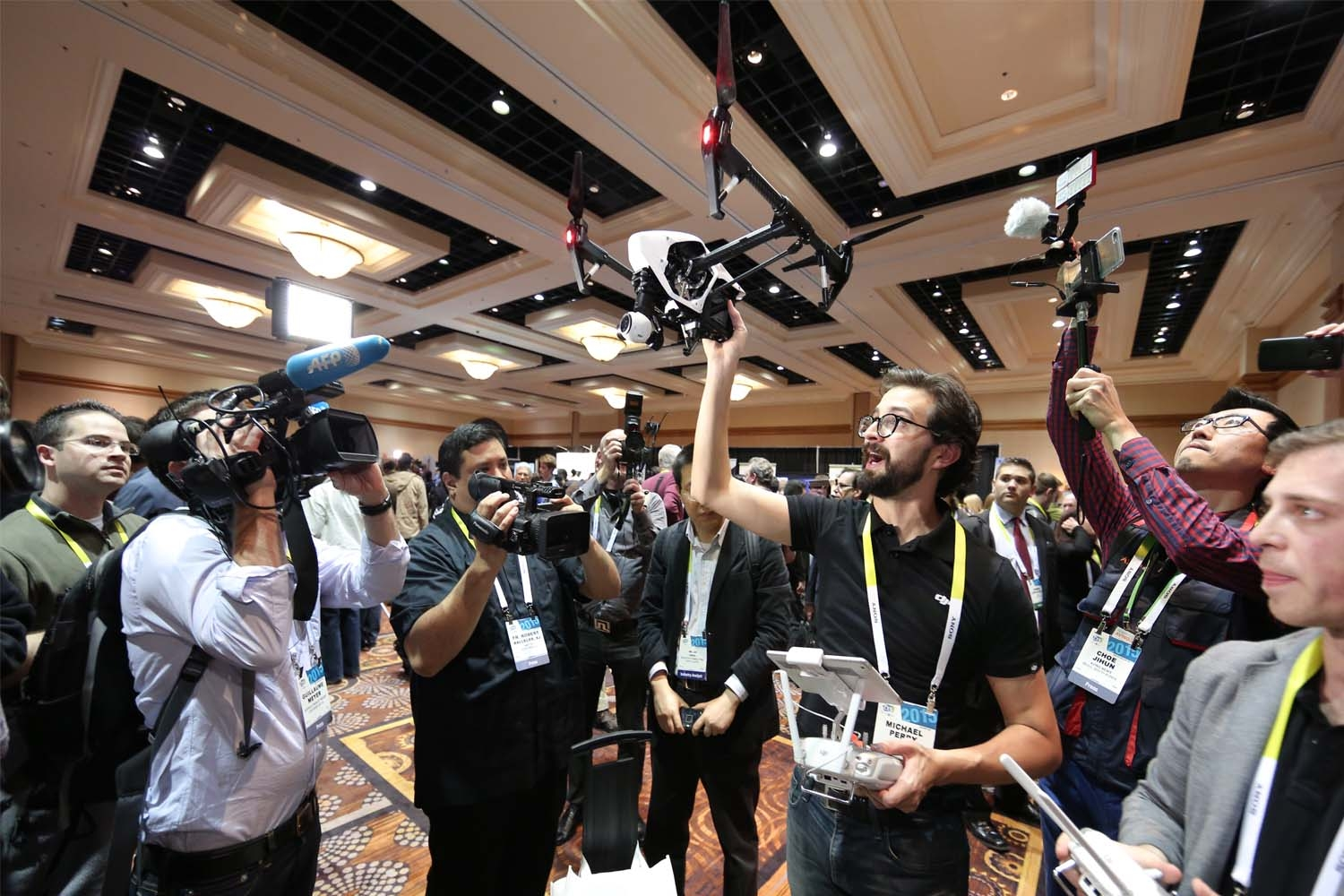 Top 5 Tech Trends from CES 2016 Day 1