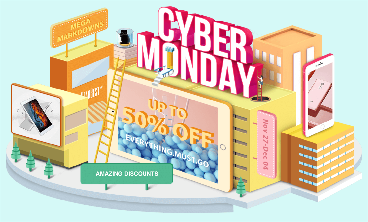 Cyber Monday 2017: Top Tech Gadgets at Killer Prices