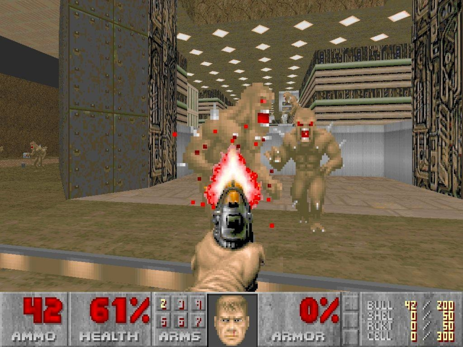 Watch A Printer Hacked To Run Doom
