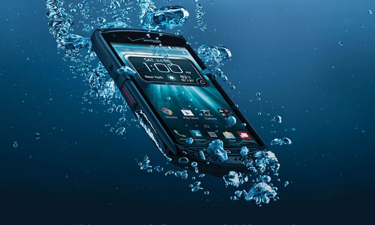 6 Of The Most Durable Phones Ever Made