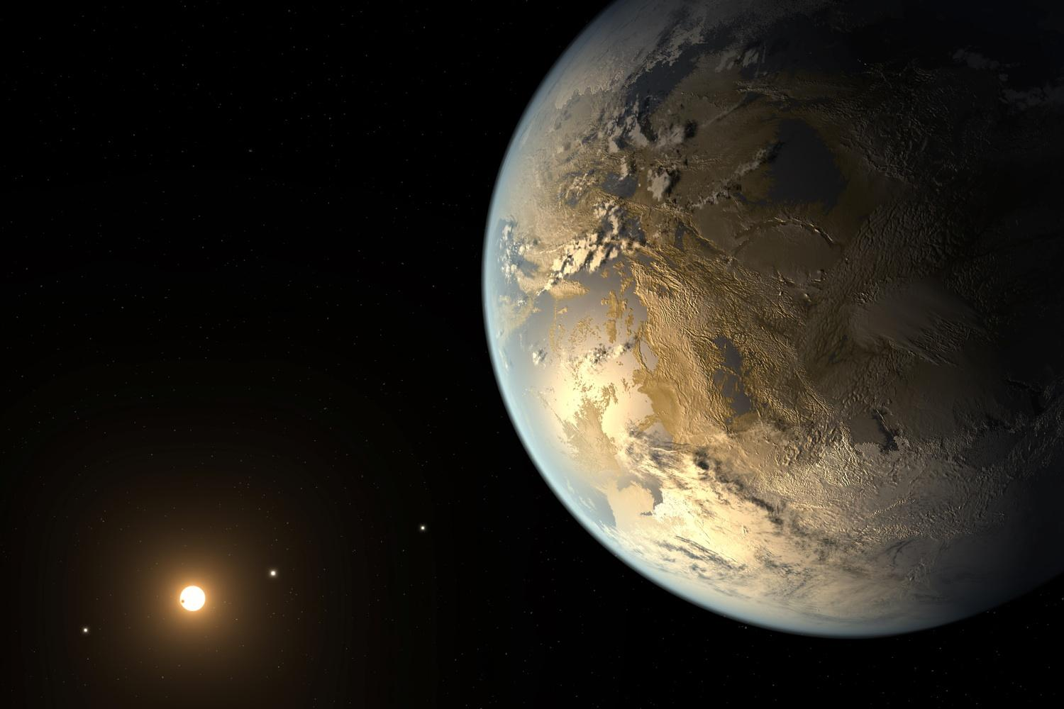 You Can Now Officially Name A Planet