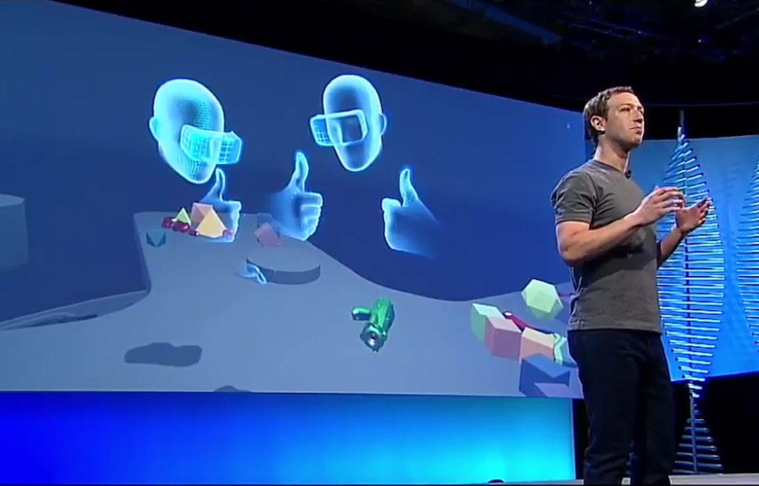 6 Radical Announcements By Facebook At The F8 Conference