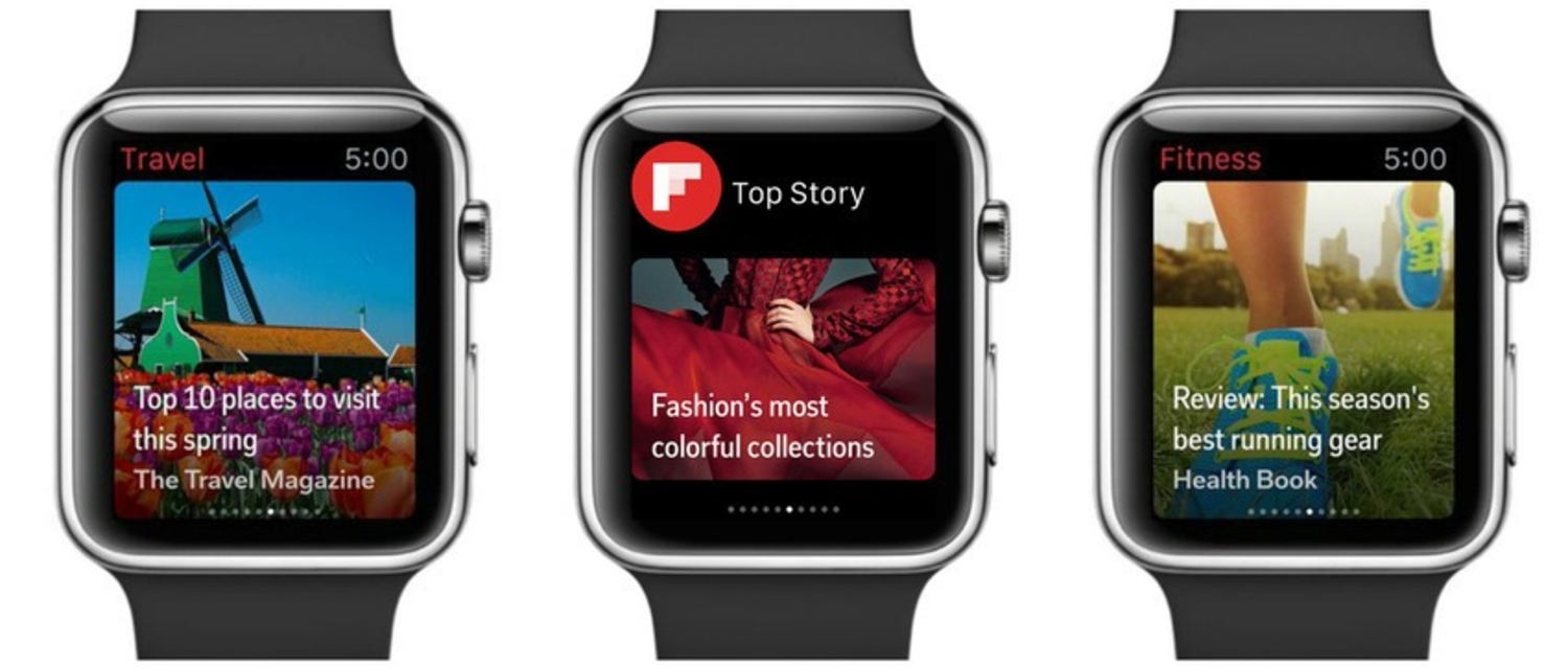 11 Apps For Your Apple Watch