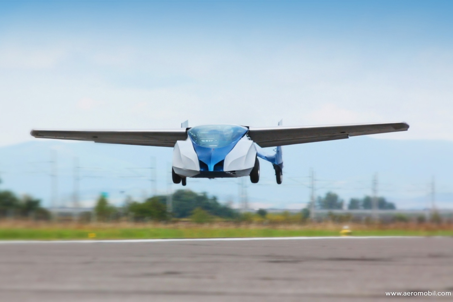 A Flying Car Is Finally Here!