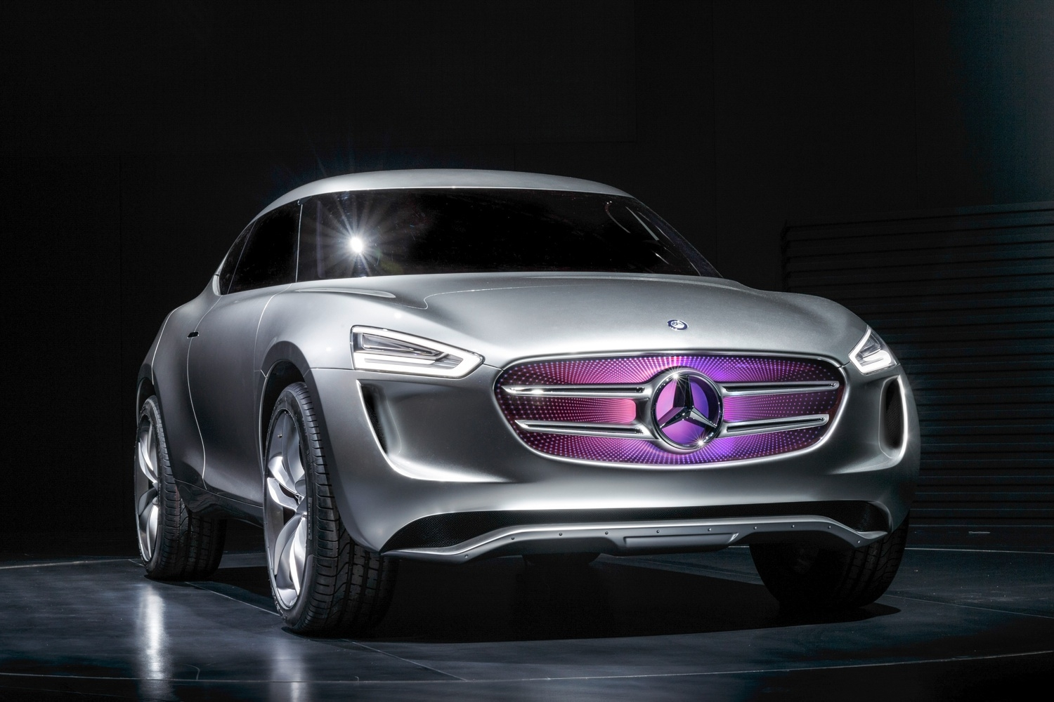 This Might Be The Most High Tech Mercedes Benz Ever!