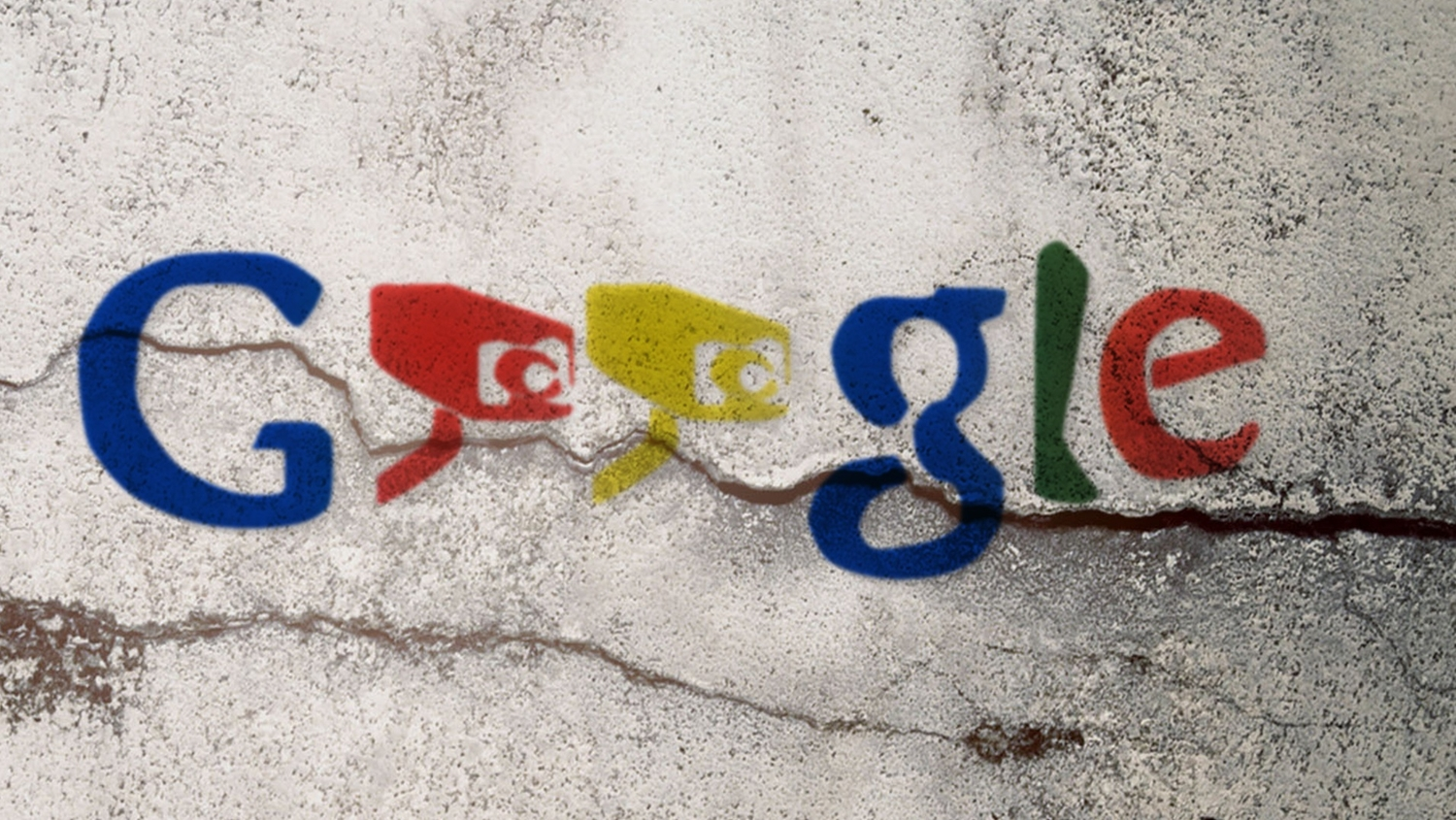 The Devolution Of The Google Logo