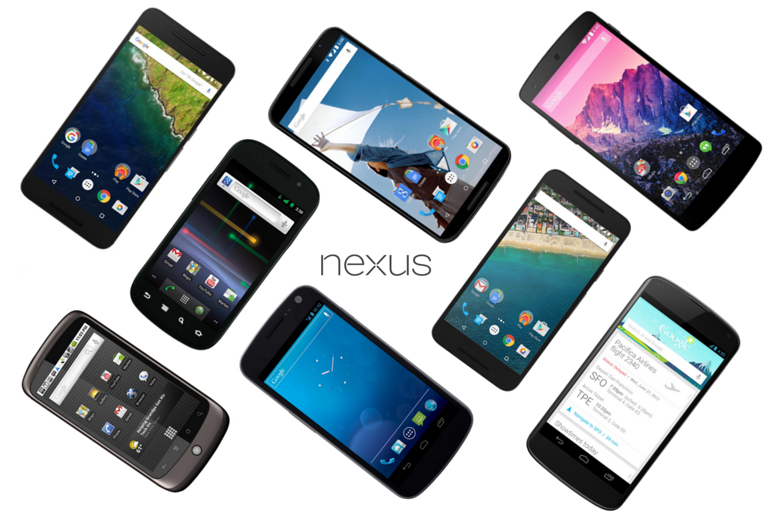 Nexus - A Series To Remember