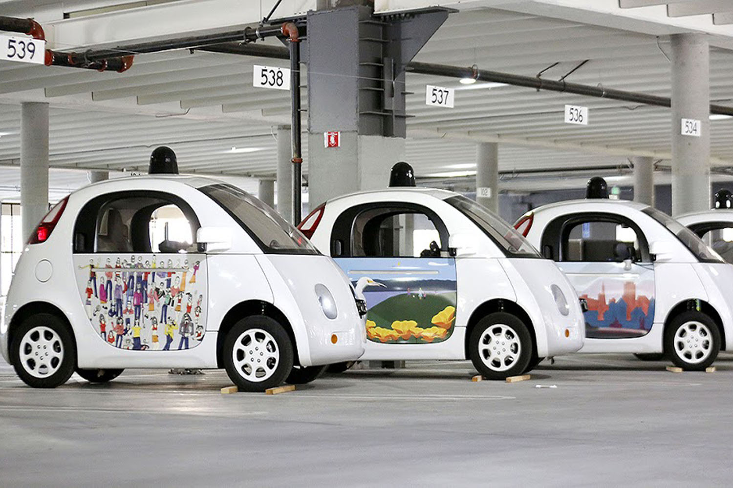 Google Self-Driving Cars Are Going Beyond Cute