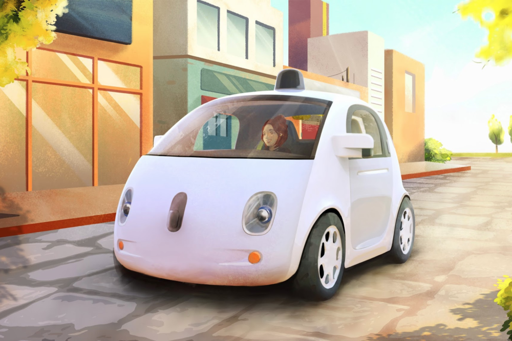 Would You Trust Google to Drive Your Car?