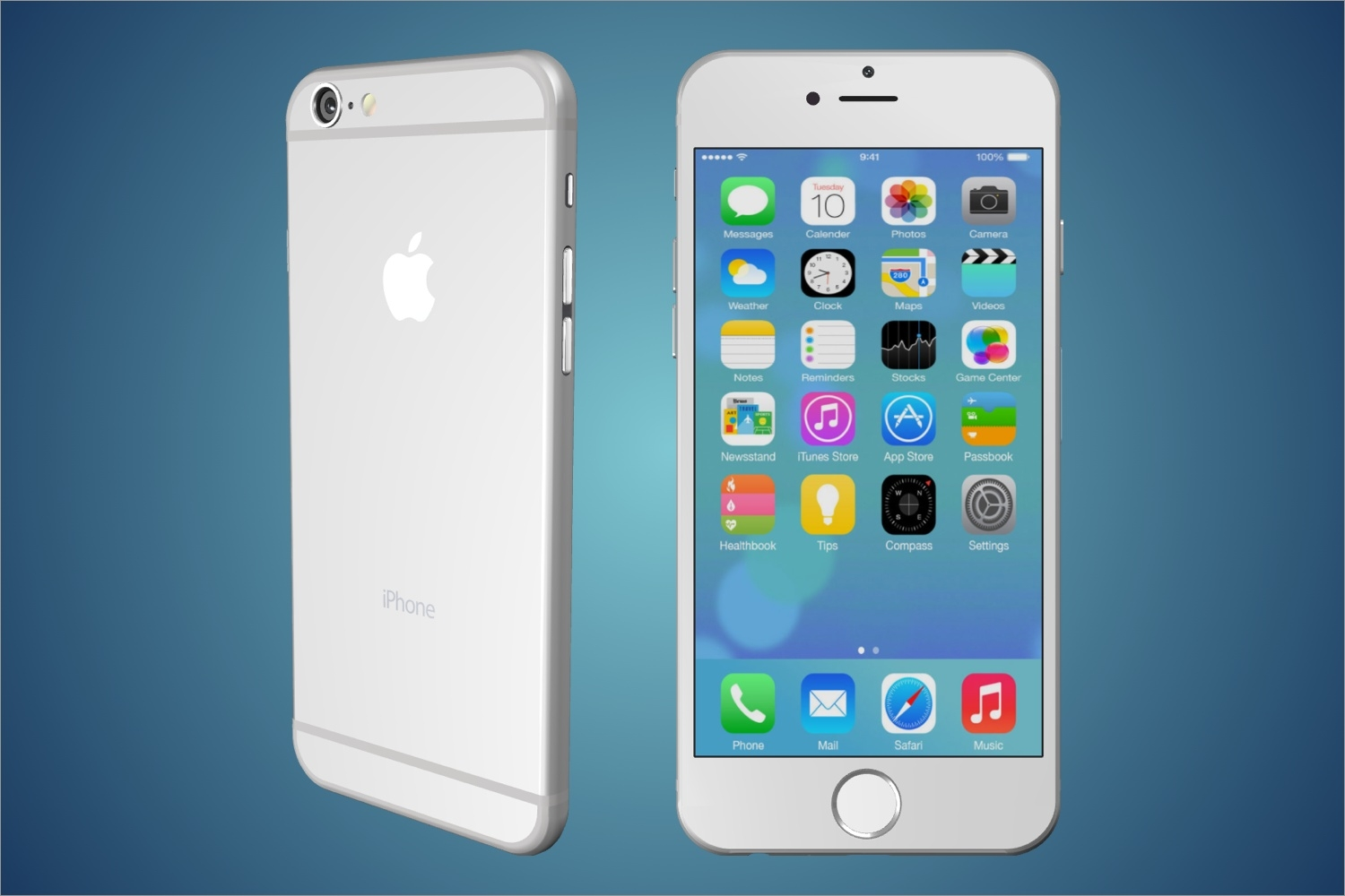 Here's What We Think The iPhone 6 Will Look Like