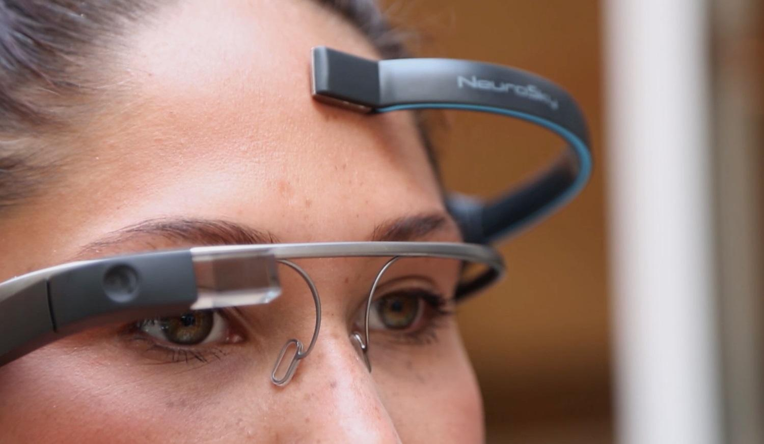 New App Lets Google Glass Read your Mind and Take Photos