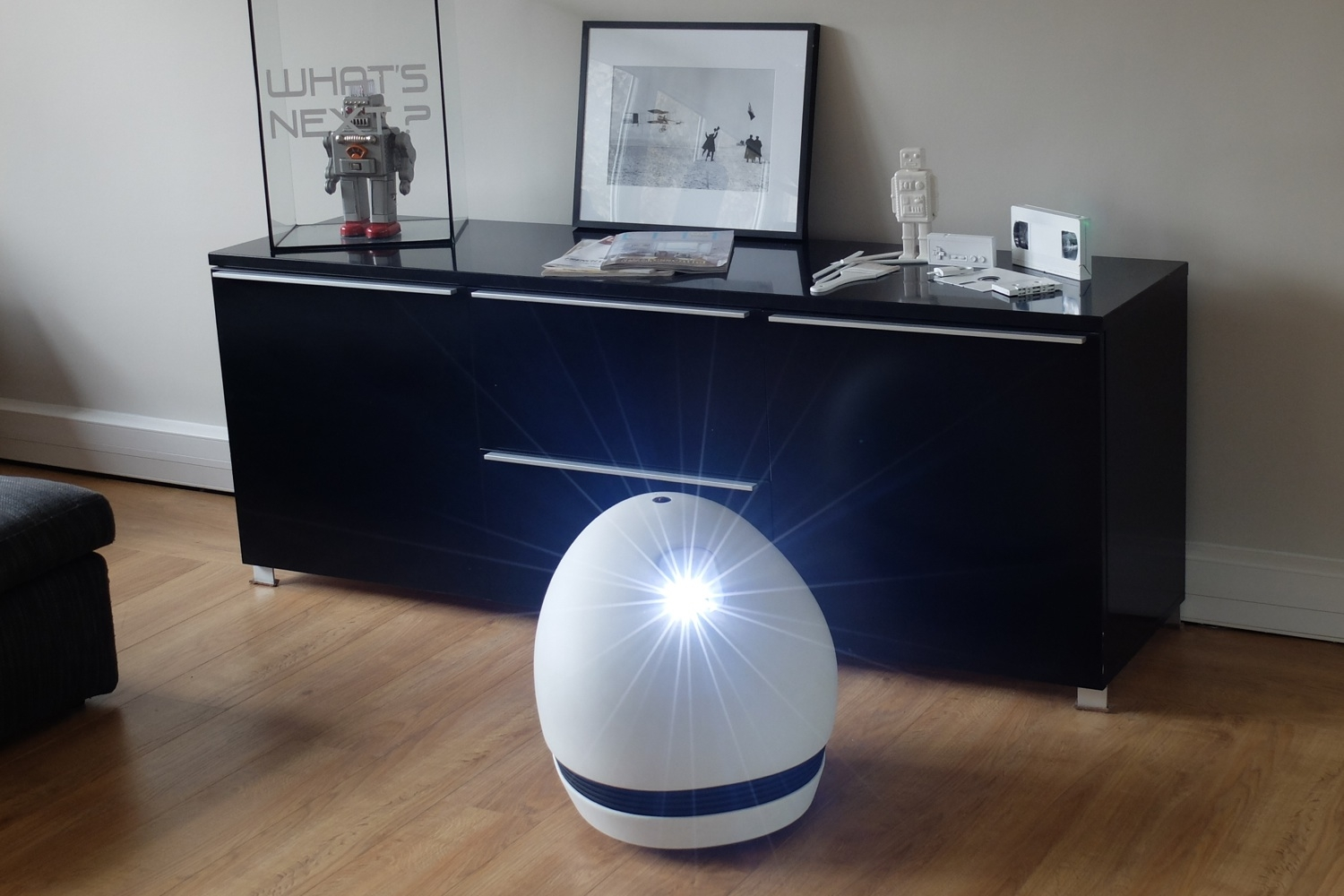 A Real Life R2D2 For Your Home