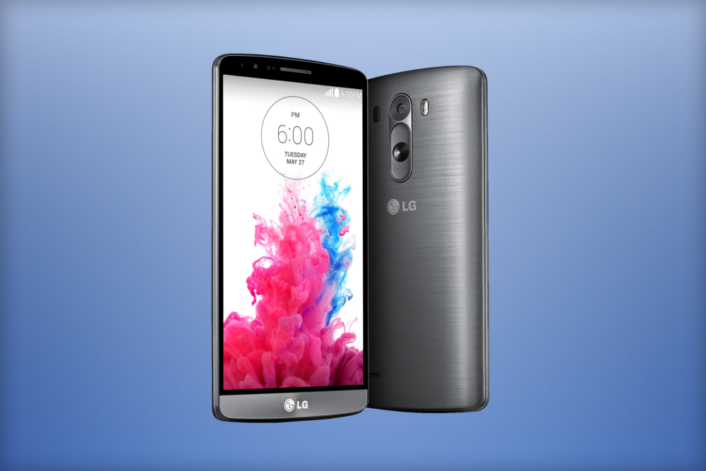 The LG G3 is Finally Here