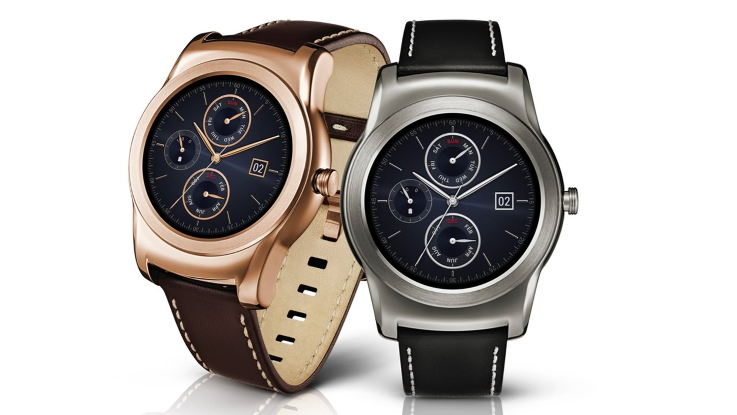 The LG Watch Urbane Ships May 8