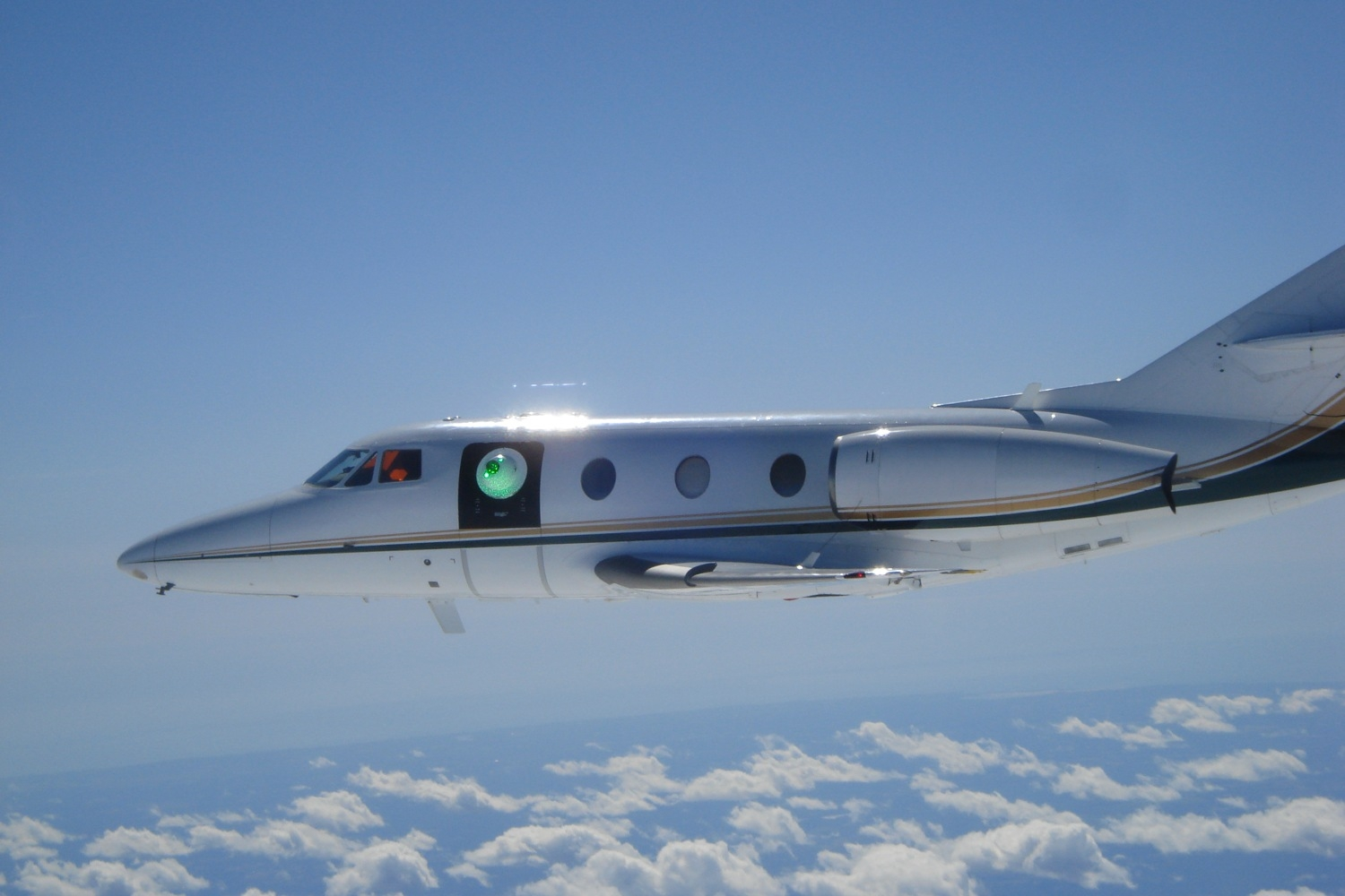 The US Now Has A Jet Armed With A Laser Cannon