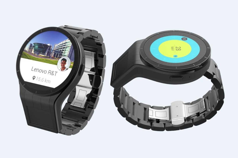 A Dual-Screen Smartwatch?