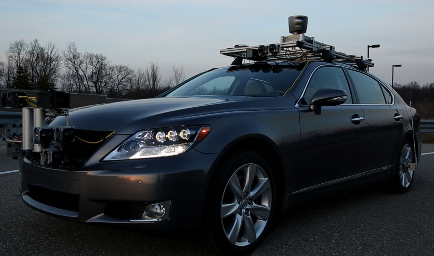 5 Self Driving Cars That Show Off The Future of the Automobile