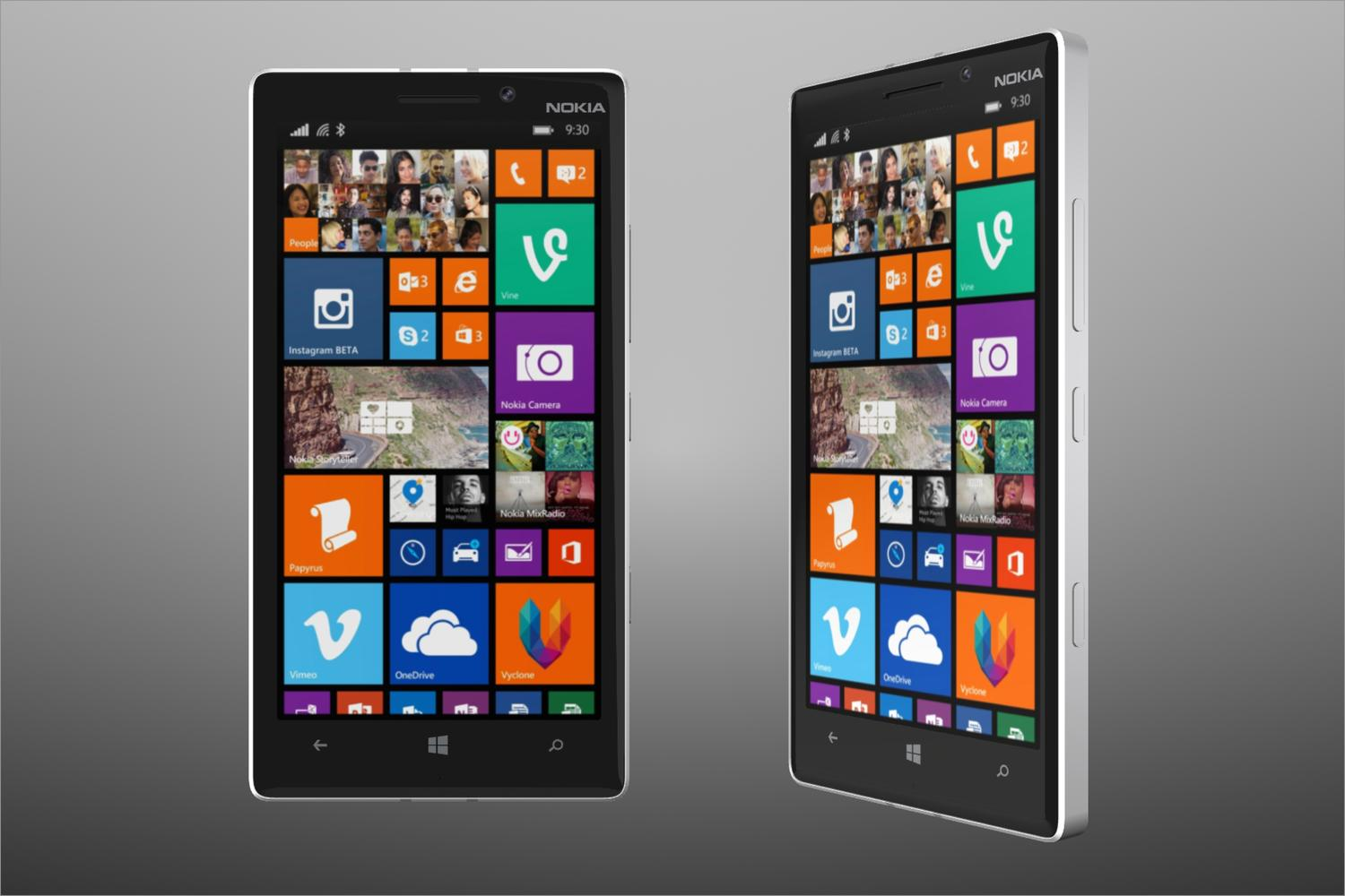 Nokia Lumia 930 Now Viewable in Full 3D