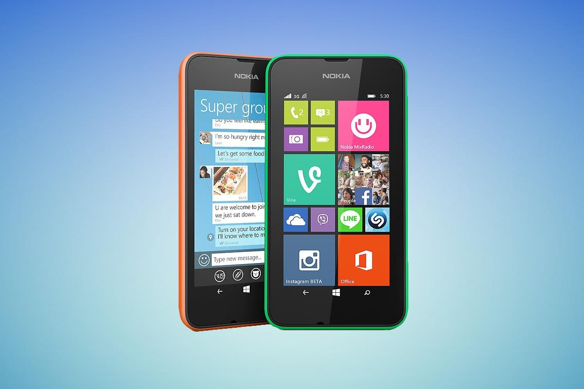 Nokia, Wait, Microsoft Announces Lumia 530