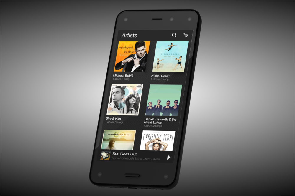 Amazon Cuts Firephone Price To 99 Cents