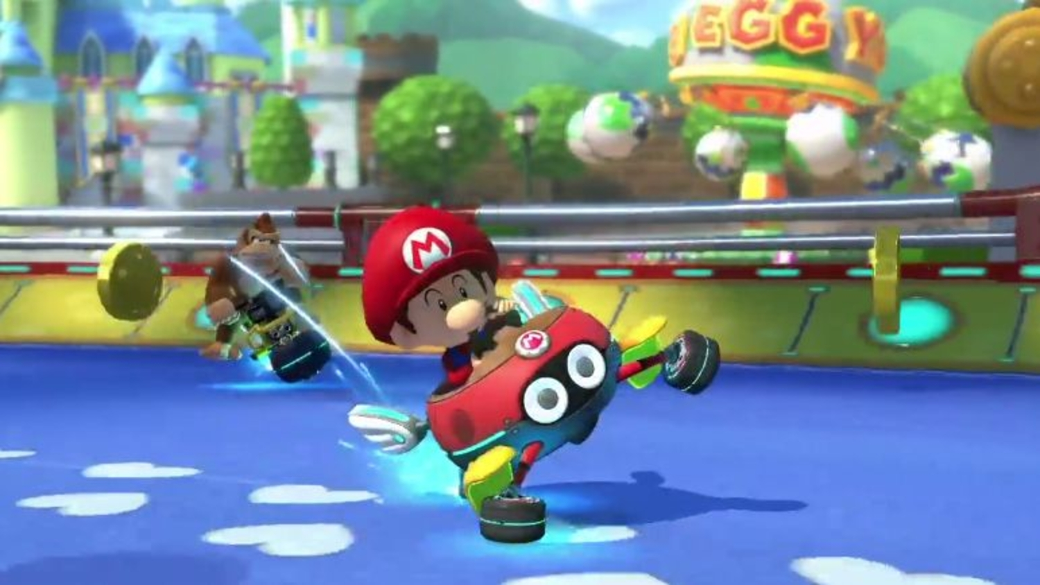 Pause The Game, Baby Park Is Coming Back To Mario Kart