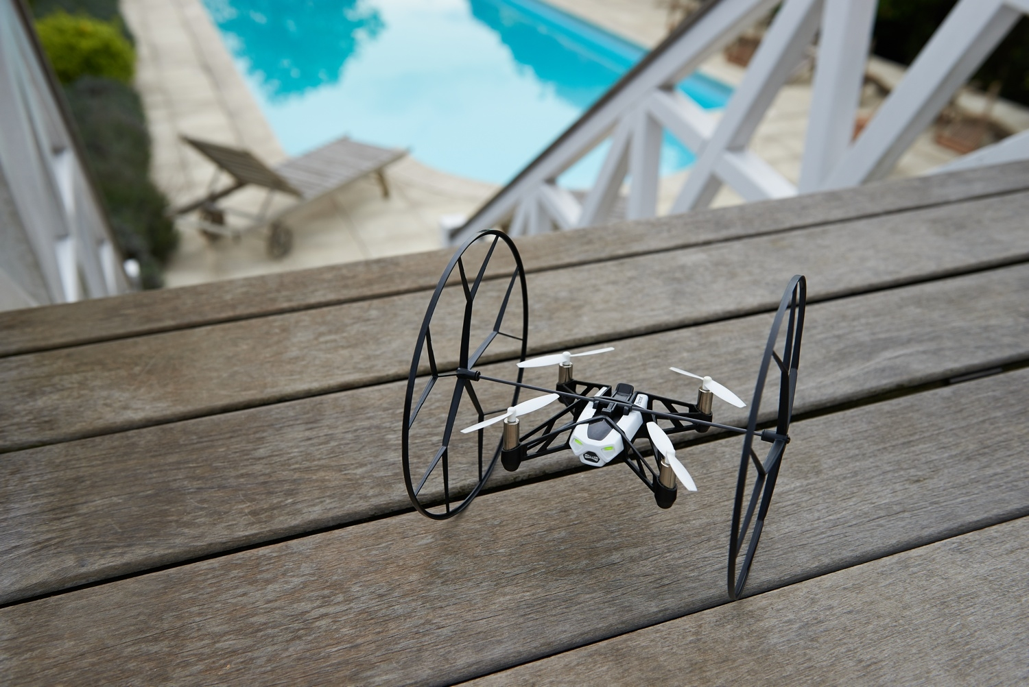 Check Out Parrot's Cool New MiniDrones