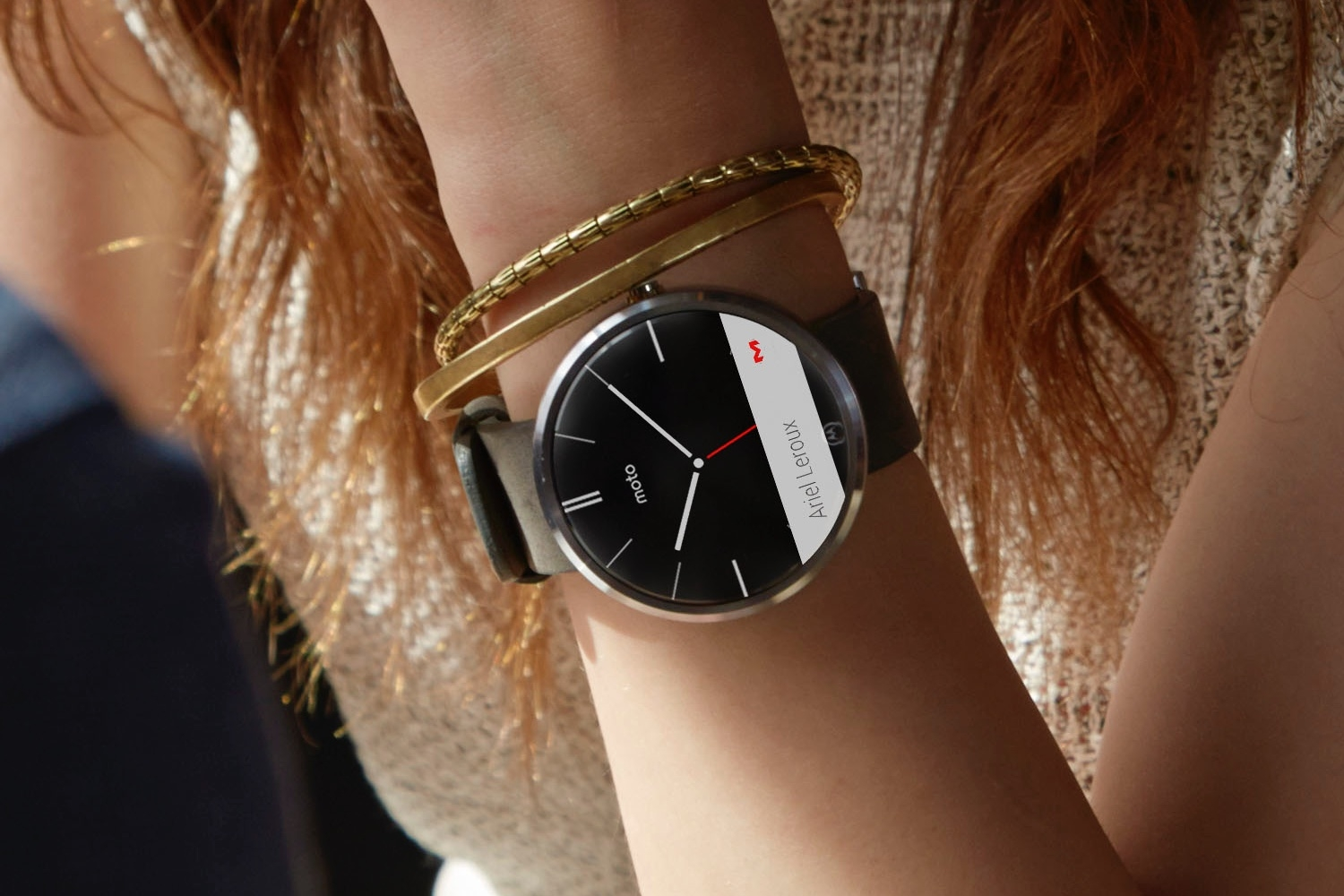 This Is By Far The Best Looking Smartwatch Yet