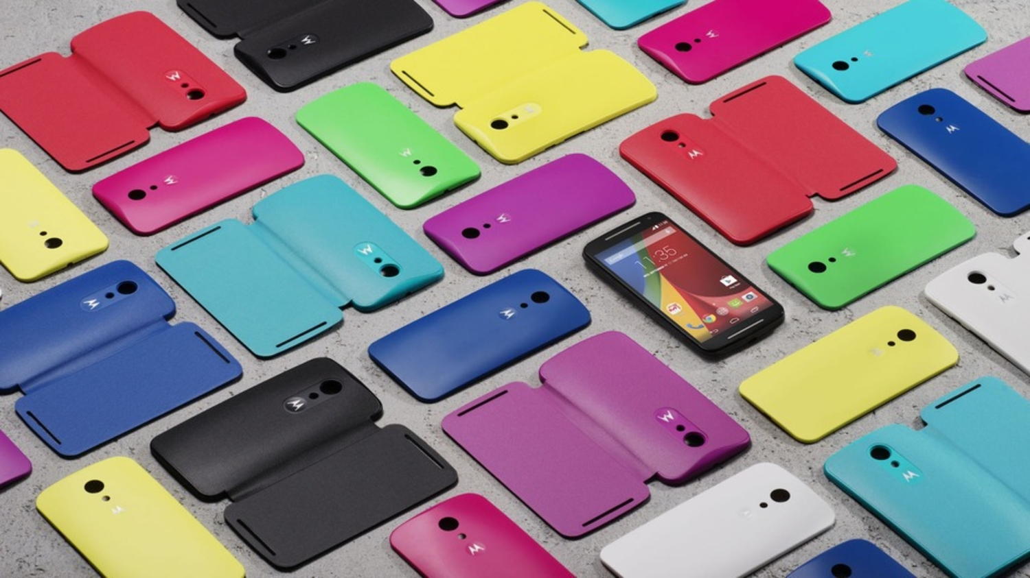 The Moto G Will Now Be Completely Unique