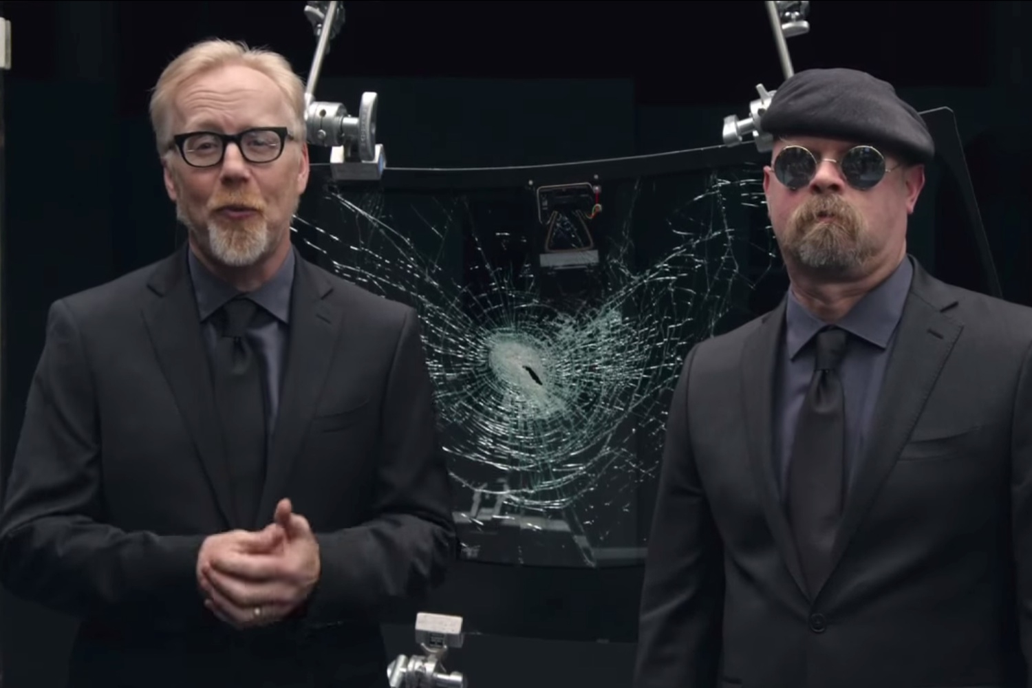 Watch The Mythbusters Try To Break Gorilla Glass 4