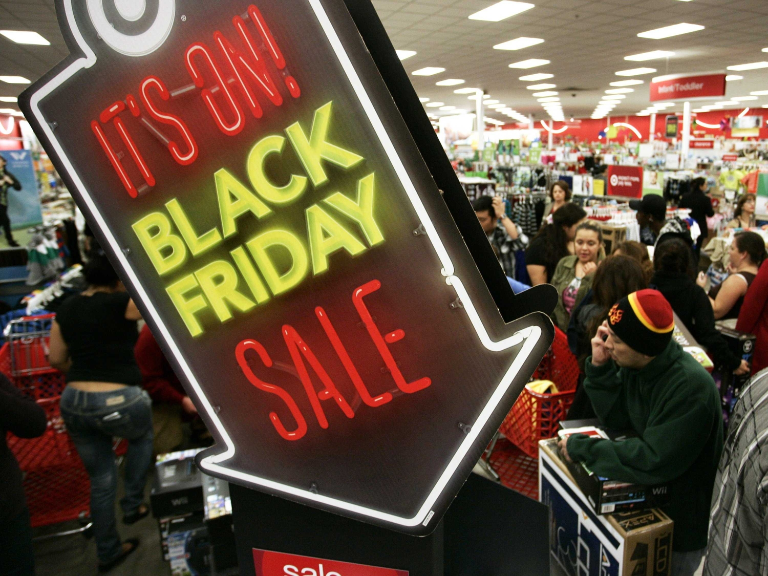 Amazon's Black Friday is Today!