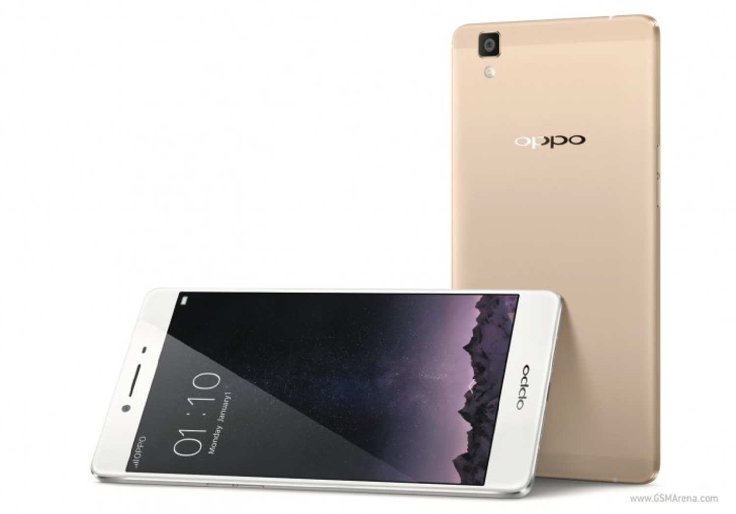 Oppo Keeps Making Them Chic