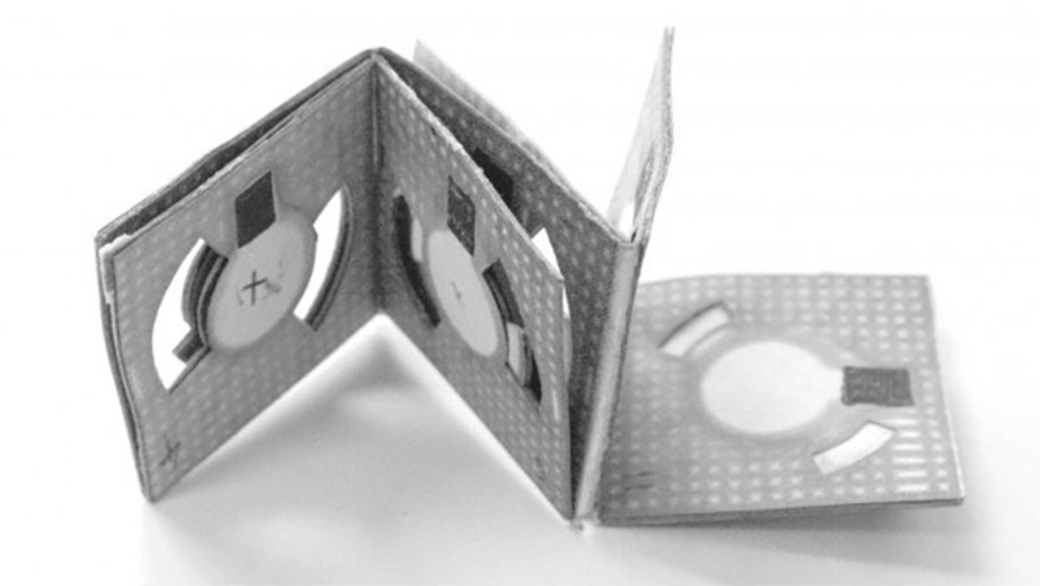 The Origami Battery That Will Save Lives