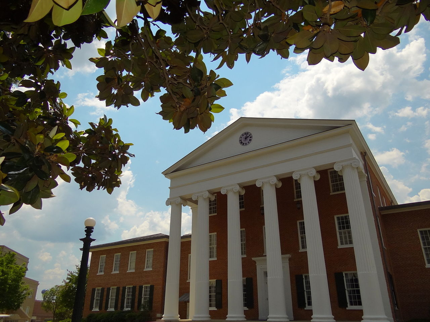 Oxford, University of Mississippi
