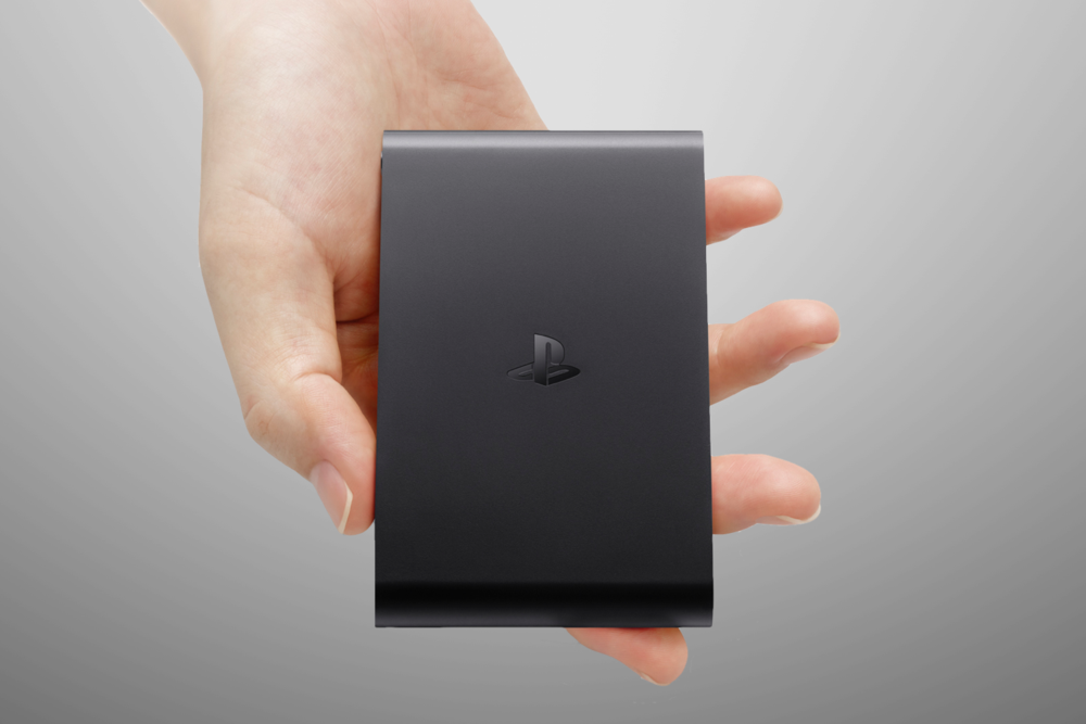 A Playstation Smaller Than A Book?