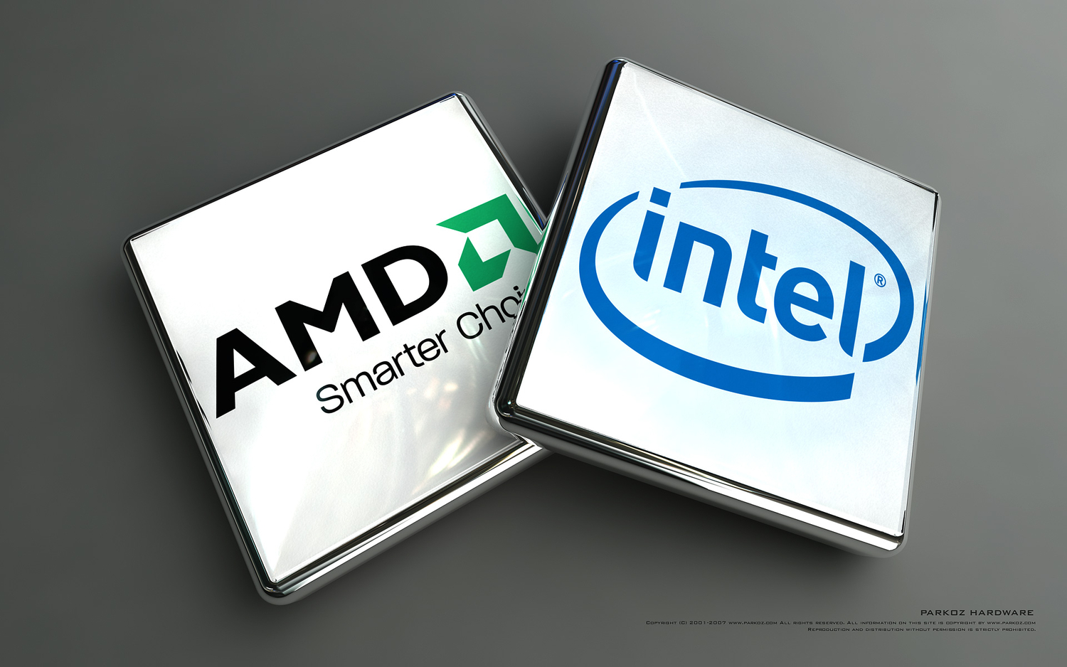 Intel Or AMD?