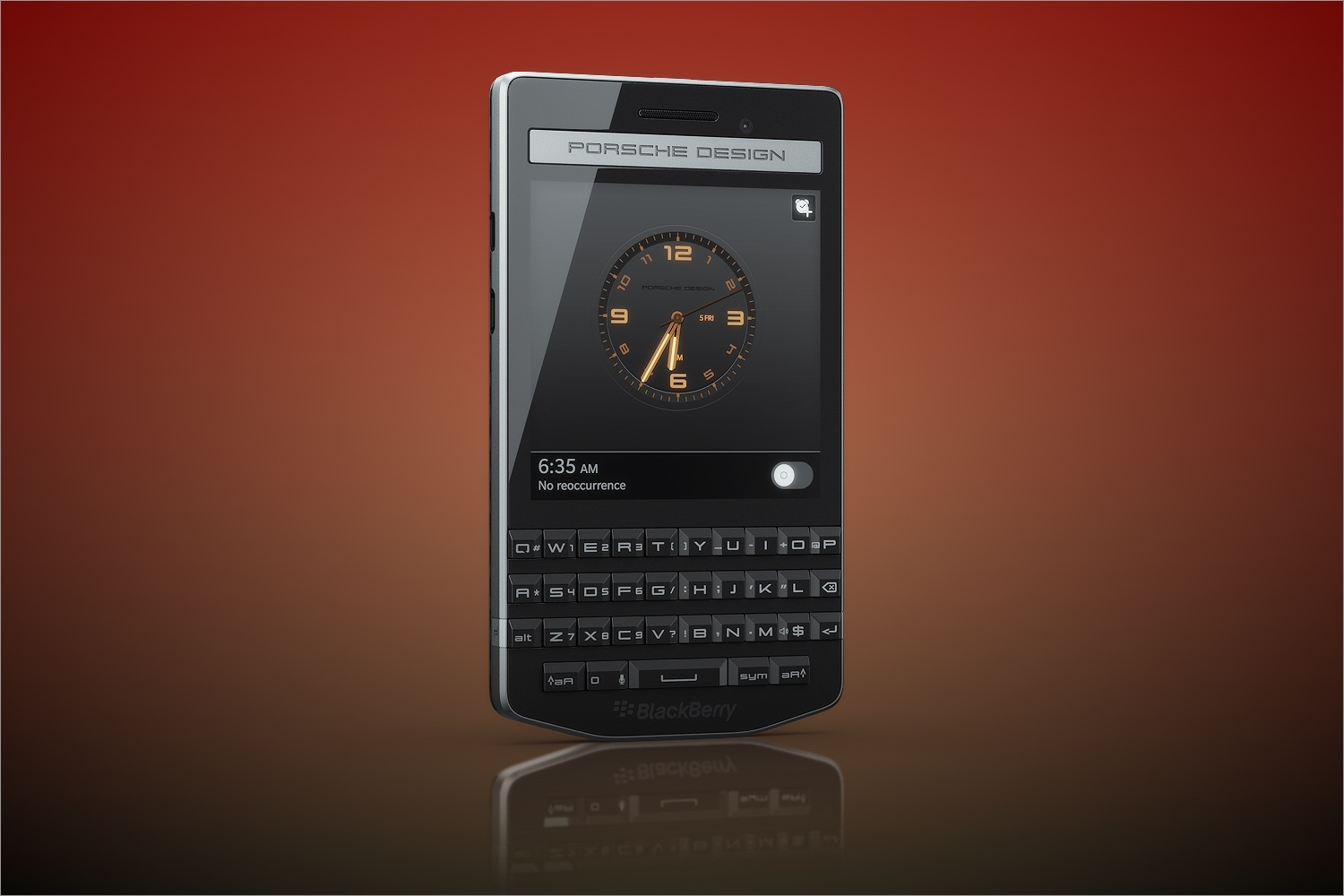 Blackberry is Back, Redesigned By Porsche. Will It Crush The iPhone?