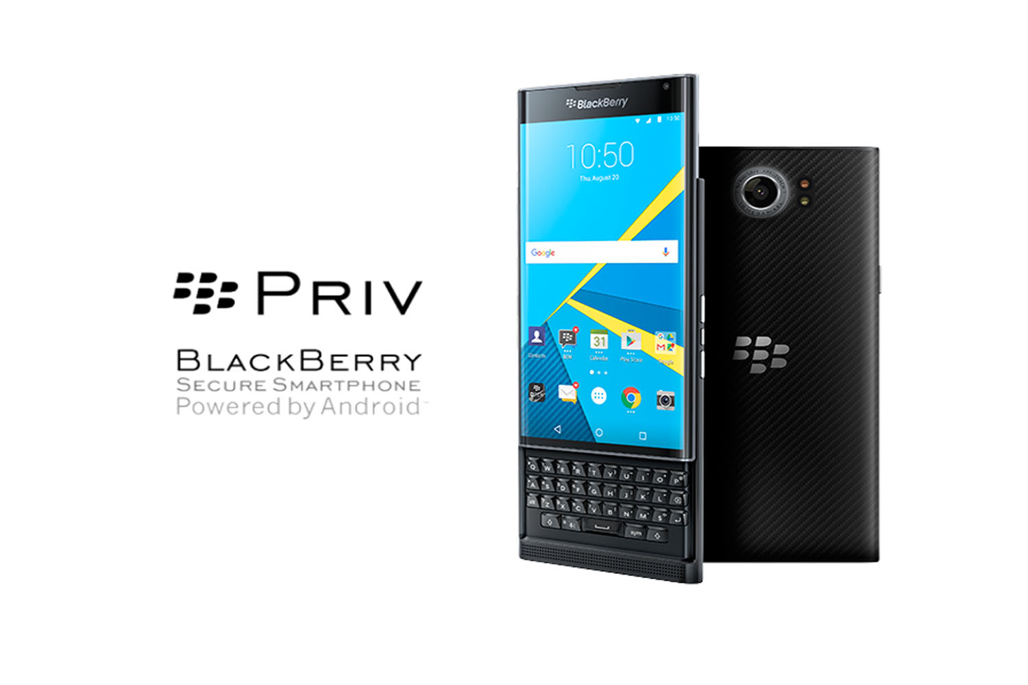 7 Things About The New Priv Android Phone