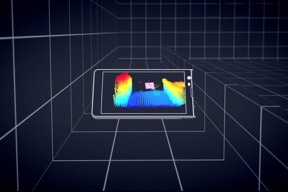 Project Tango is Coming