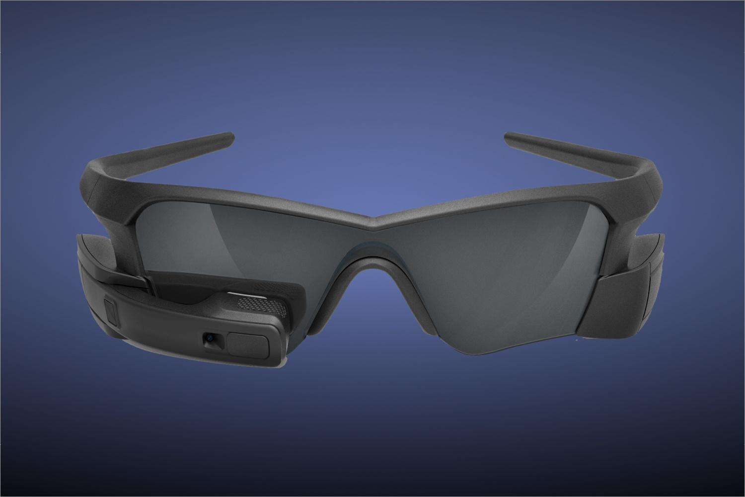 Like Google Glass, But For Sports