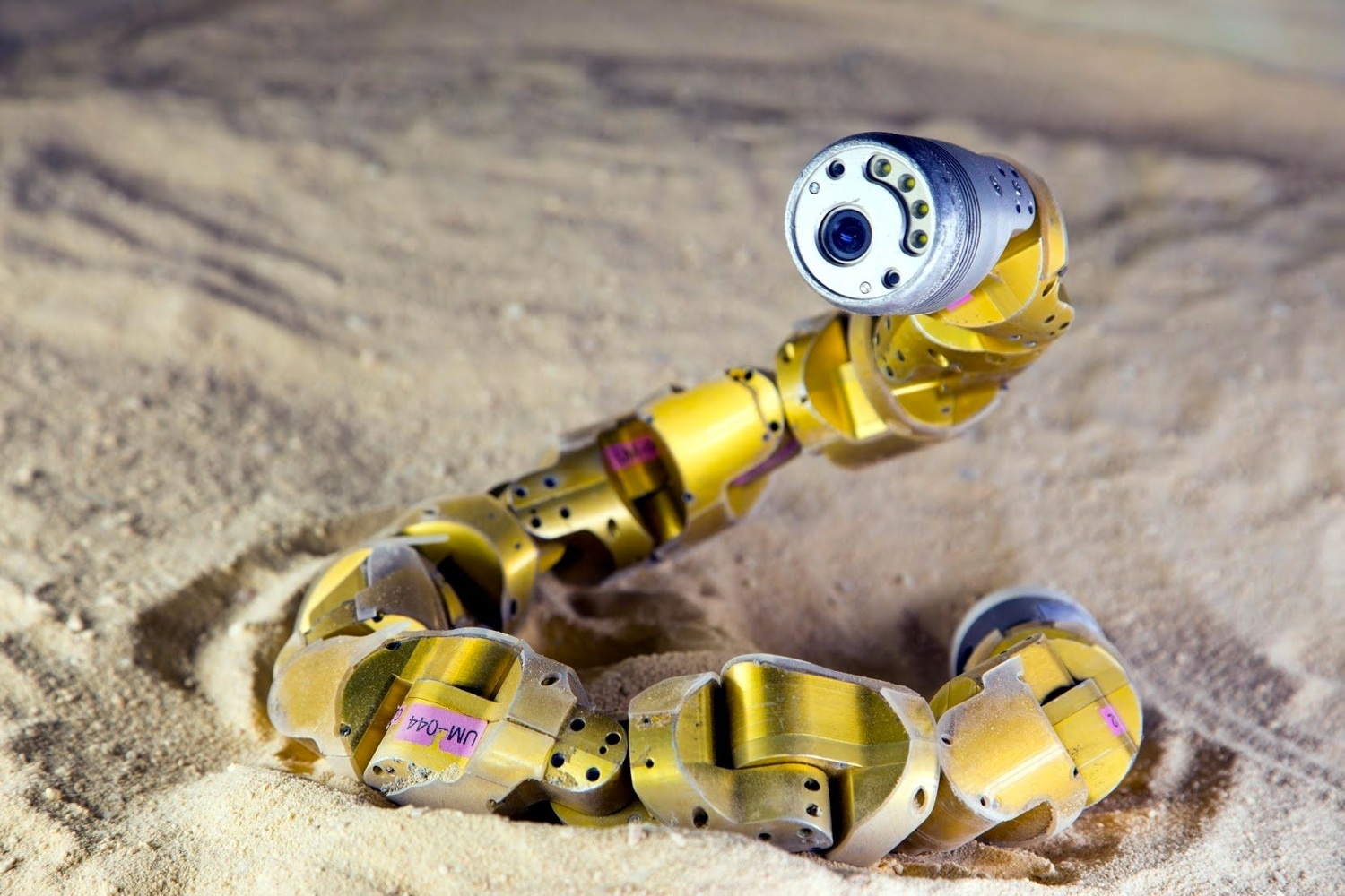 Creepy New Robot Snake Could Actually Save Lives