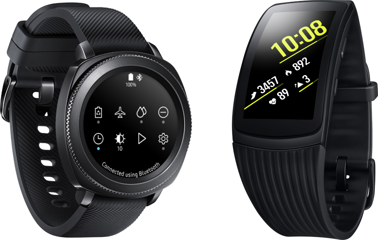 Samsung Gear Sport and Samsung Gear Fit Pro 2.png