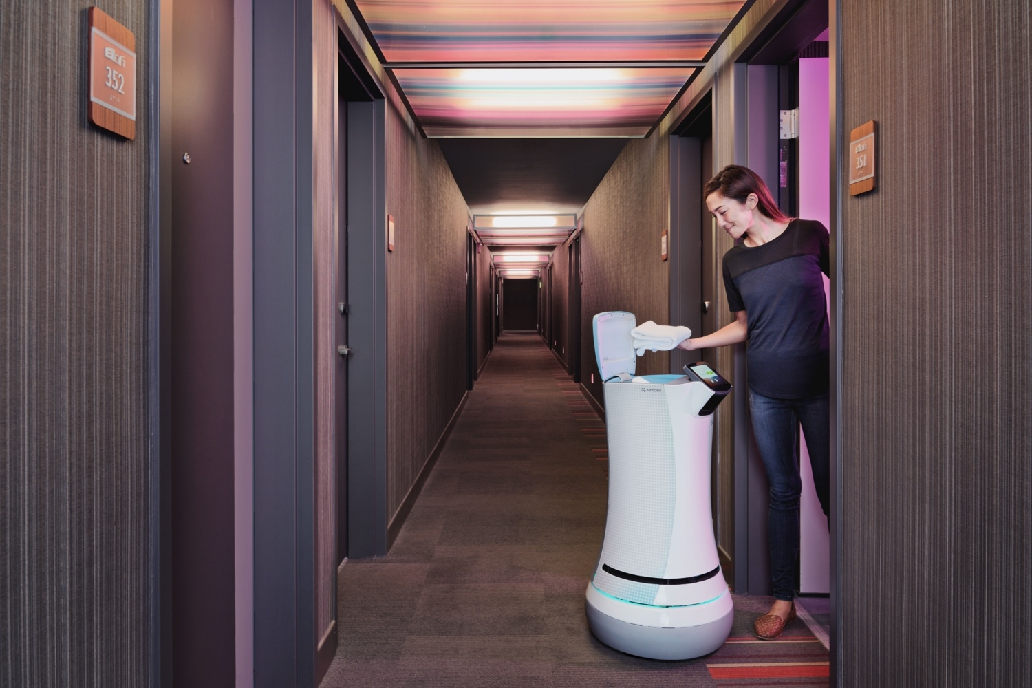 Take A Look At The World's First Robot Butler
